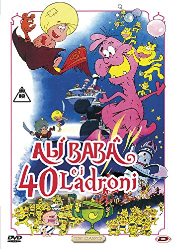 ali baba' e i 40 ladroni DVD Italian Import from Dvd