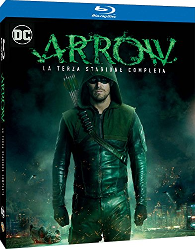 arrow - season 03 (4 blu-ray) box set BluRay Italian Import from Arrow
