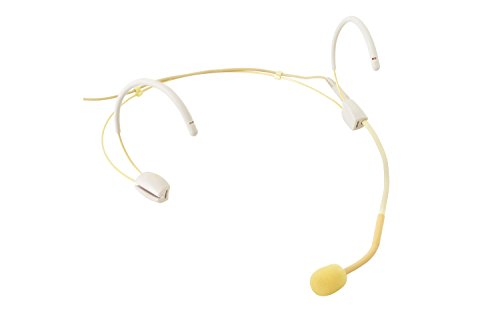 Chord | Discreet Neckband Headset Microphone For Wireless Systems | Boom omnidirectional from Chord