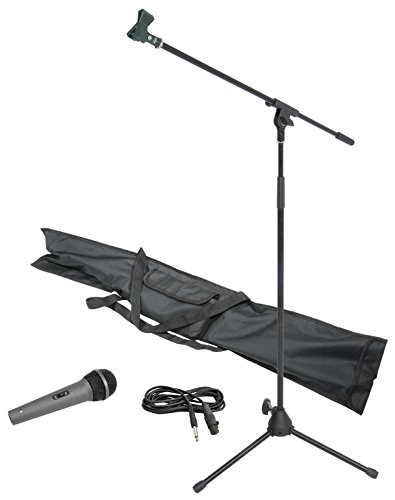 chord MS06 Microphone Stand Kit from Chord