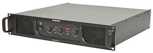 citronic P551000 2 x 550 W Stereo and Sub Power Amplifier from Citronic
