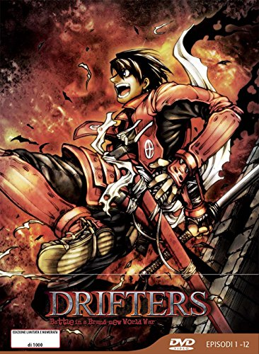 drifters (eps 01-12) (limited edition box) (3 dvd) box set DVD Italian Import from Dvd