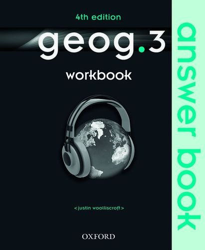 geog.3 Workbook Answer Book (Geog 4th Edition) from Oxford University Press