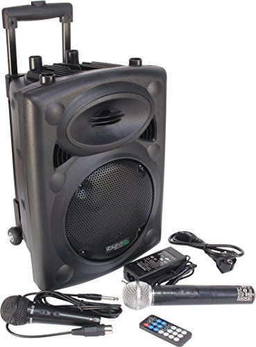 ibiza sound PORT8VHF-BT Portable PA Speaker System from Ibiza