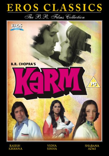 karm [DVD] [1977] from Eros International