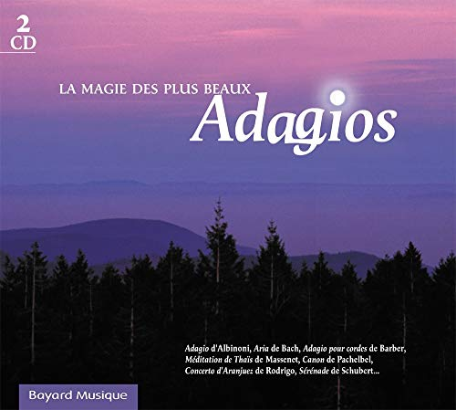 la magie des plus beaux adagios /vol.1 (French Import) from Revues Bayard