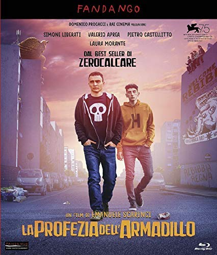 la profezia dell'armadillo - blu ray BluRay Italian Import from Blu-Ray