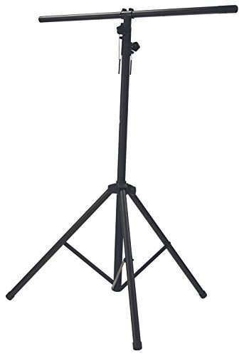 qtx LT04 Heavy Duty Lighting Stand with T-Bar from qtx
