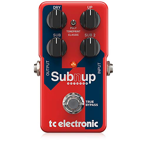 tc electronic Sub 'N' Up Polyphonic Octave Pedal from TC