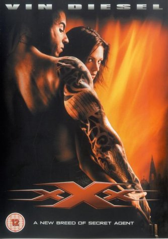xXx [DVD] [2002] from Sony Pictures