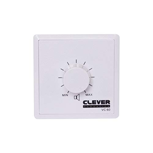 Clever Acoustics VC60 100v 60w Volume Control from Prolight