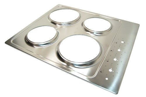 Proline Cooker Domino Electric Cooktop. Genuine Part Number M00620119 from Proline