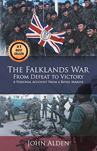 The Falklands War: From Defeat to Victory from Prominent Books, LLC