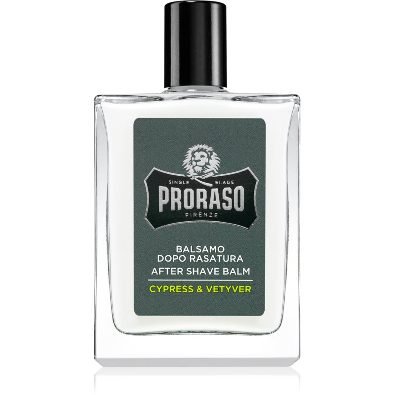 Proraso Cypress & Vetyver Moisturizing After Shave Balm 100 ml from Proraso