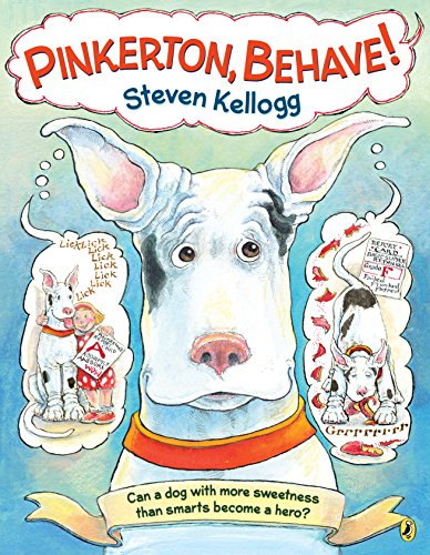Pinkerton, Behave!: Revised and Reillustrated Edition from Puffin Books