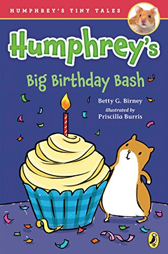 Humphrey's Big Birthday Bash: 8 (Humphrey's Tiny Tales) from Puffin Books