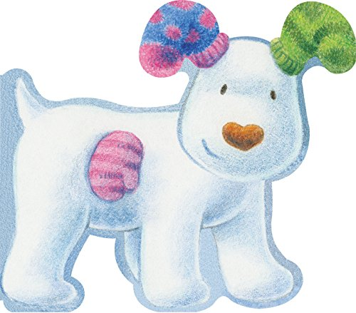 The Snowdog Shaped Board from Puffin