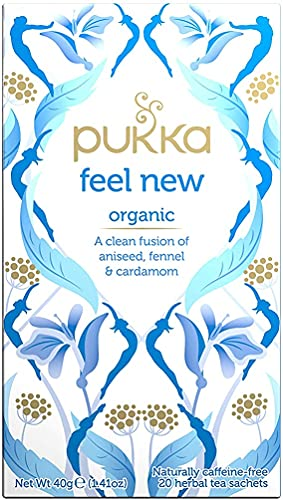 Pukka Detox Tea 20 per pack - Pack of 2 from Pukka