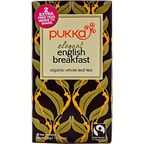 Pukka - Elegant English Breakfast - 50g (Case of 4) from Pukka