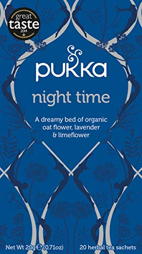 Pukka Herbs Night Time 20 Sachets - CLF-PUK-527 from Pukka