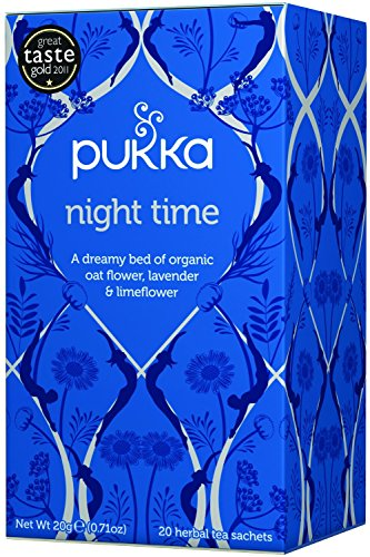 Pukka | Night Time - og | 2 x 20 bags from Pukka
