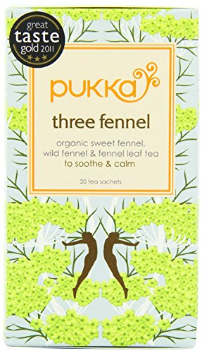 Pukka - Three Fennel Tea - 36g (Case of 4) from Pukka