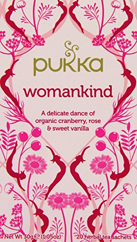 Pukka | Womankind | 2 x 20 bags from Pukka