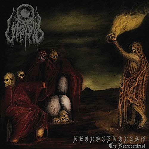 Necrocentrism: The Necrocentrist from PULVERISED RECORDS