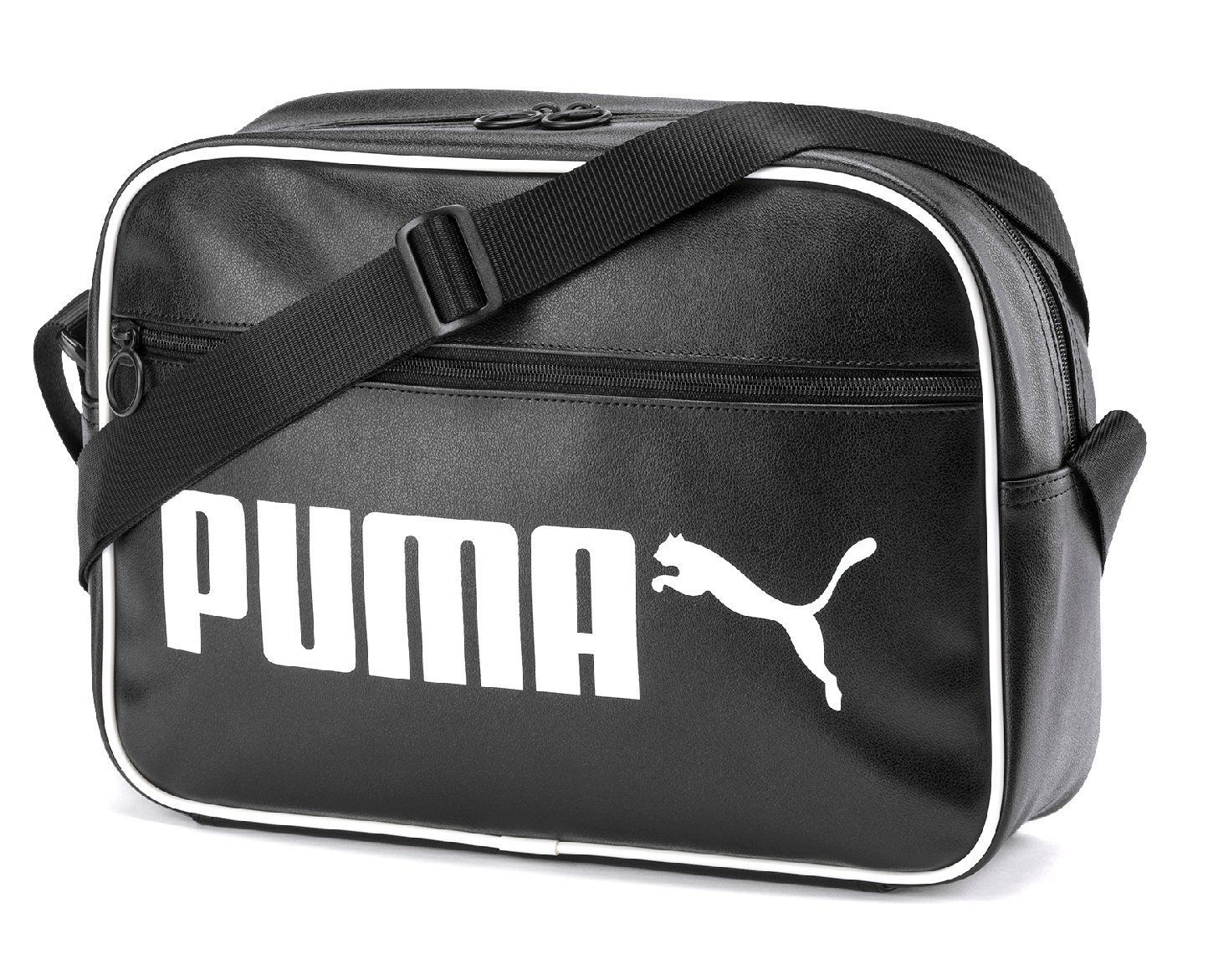 Puma Courier Bag - Black from Puma