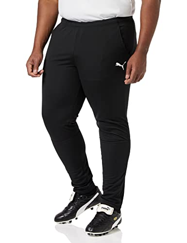 PUMJV|#Puma Men LIGA Training Pants Sweatpants - Puma Black-Puma White, XXL from PUMA