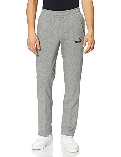 PUMA Men's ESS Logo Pants TR op SRL Sweatpants, Grey Heather, 2XL from PUMA