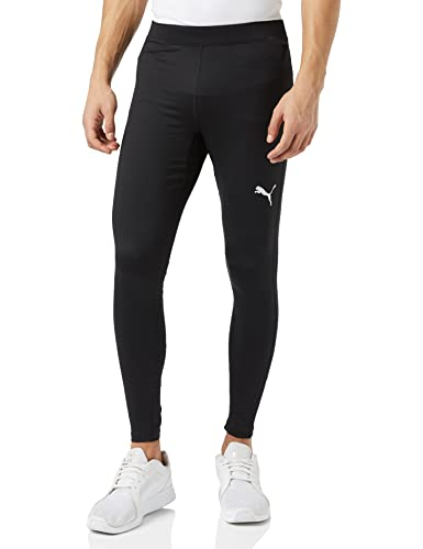 PUMA Men's LIGA Baselayer Long Tight Pants, Black, Medium from PUMA