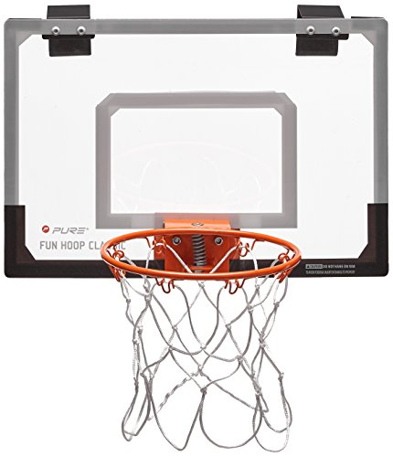 Pure2Improve Unisex Classic Fun Hoops, White from Pure2Improve
