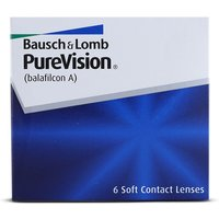PureVision 6 Pack Contact Lenses from PureVision