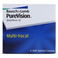 PureVision Multifocal 6 Pack Contact Lenses from PureVision