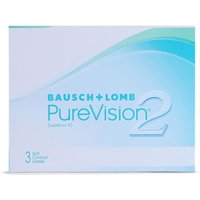 PureVision2 HD 3 Pack Contact Lenses from PureVision