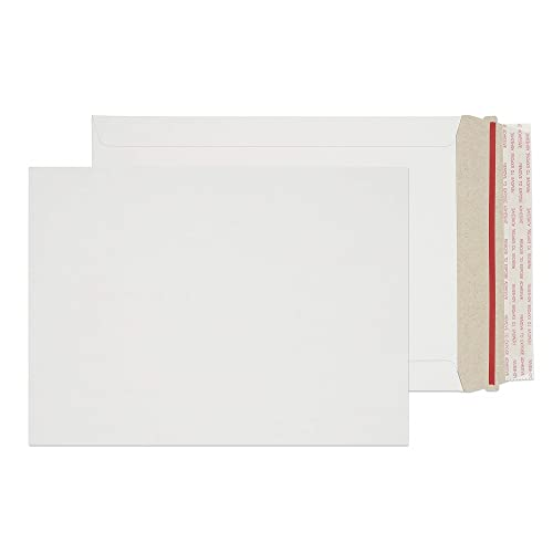 Blake Purely Packaging C5 229 x 162 mm Peel & Seal All Board Envelopes (PPA5-RS) White - Pack of 200 from Blake