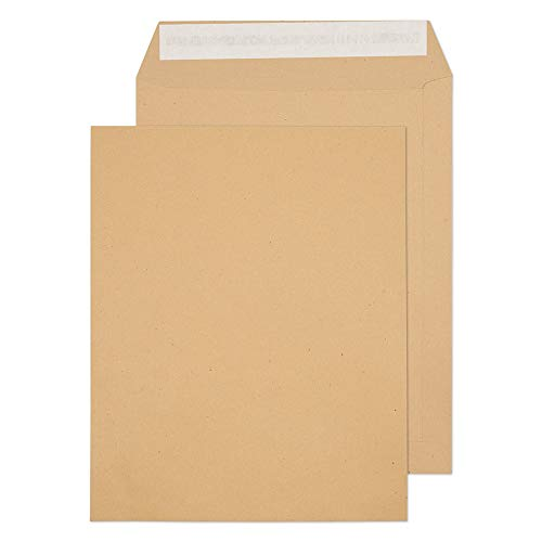 Blake Purely Everyday 270 x 216 mm 120 gsm Pocket Peel & Seal Envelopes (3221PS) Manilla - Pack of 250 from Blake