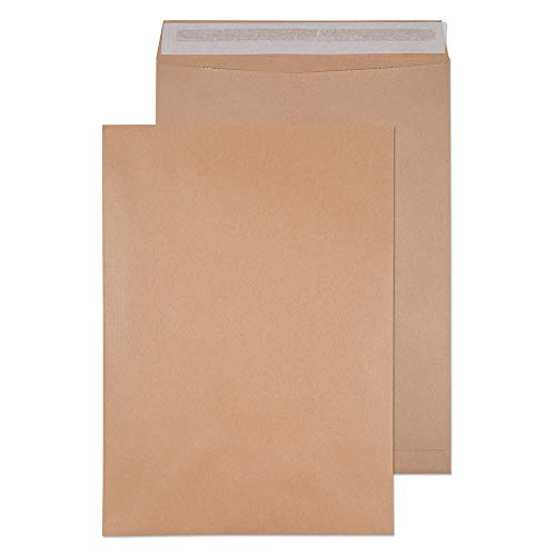 Blake Purely Everyday C3 457 x 324 mm 115 gsm Pocket Peel & Seal Envelopes (23872) Manilla - Pack of 125 from Blake
