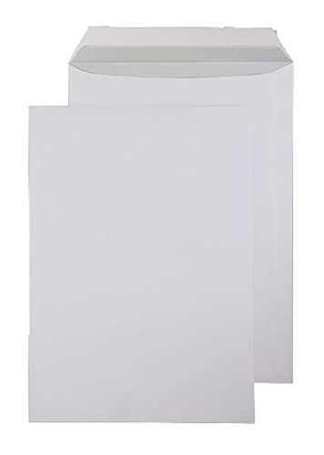 Blake Purely Everyday C4 324 x 229 mm 120 gsm Pocket Peel & Seal Envelopes (ENV30) Bright White - Pack of 250 from Blake