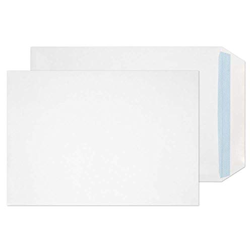 Blake Purely Everyday C5 229 x 162 mm 90 gsm Pocket Gummed Envelopes (13847) White - Pack of 500 from Blake