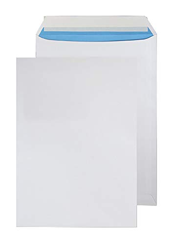 Blake Purely Environmental C5 229 x 162 mm 110 gsm FSC Certified Pocket Peel & Seal Envelopes (FSC065) White - Pack of 500 from Blake