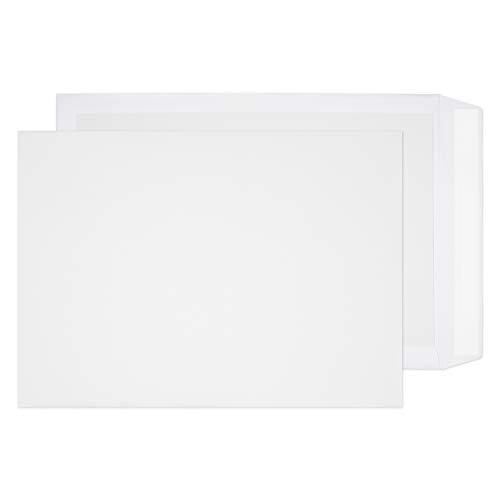Blake Purely Packaging C3 (A3) 450 x 324 mm Board Back Pocket Peel & Seal Envelopes (5200) White - Pack of 100 from Blake