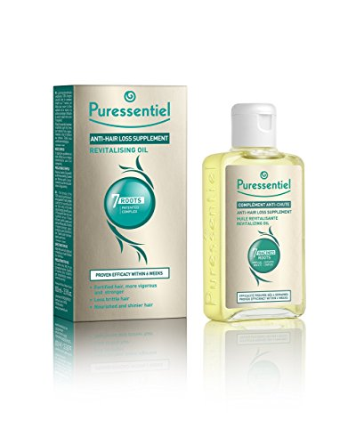 Puressentiel Anti Hair Loss Revitalising Oil 100 ml from Puressentiel