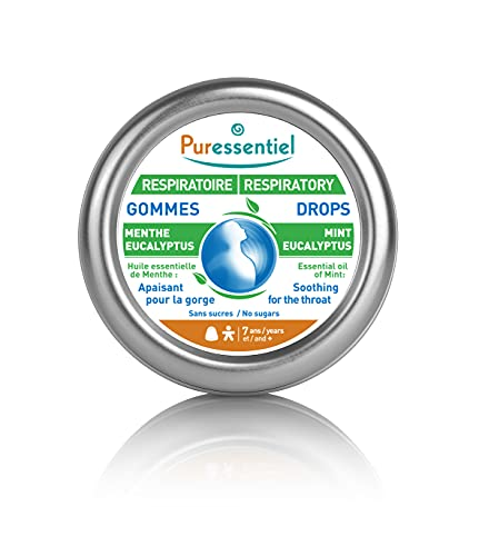 Puressentiel Breathing Soothing Gums 45g from PURESSENTIEL