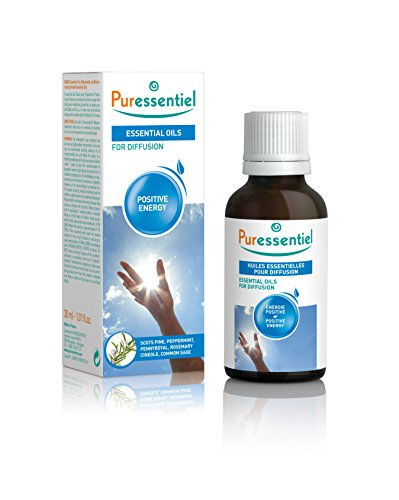 Puressentiel Essential Oil for Diffusion Positive Energy 30ml from Puressentiel