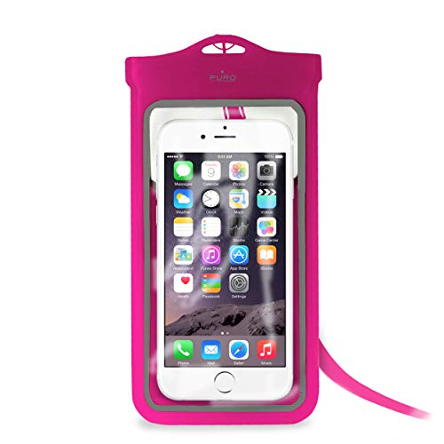 Puro PROTECTION ETUI WATERPROOF L 5.1' Rose from Puro