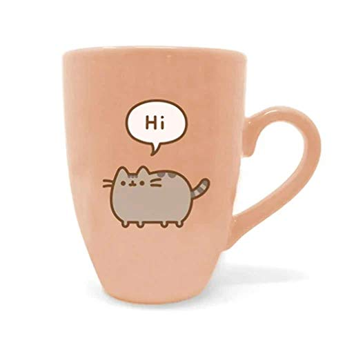 Pusheen (Pusheen Says Hi) Latte Mug from Pyramid