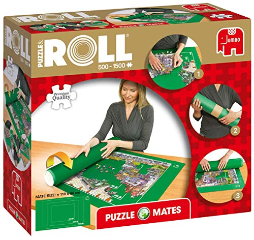 Puzzle Mates Puzzle and Roll Jigroll with Two Fastening Straps from Puzzle Mates