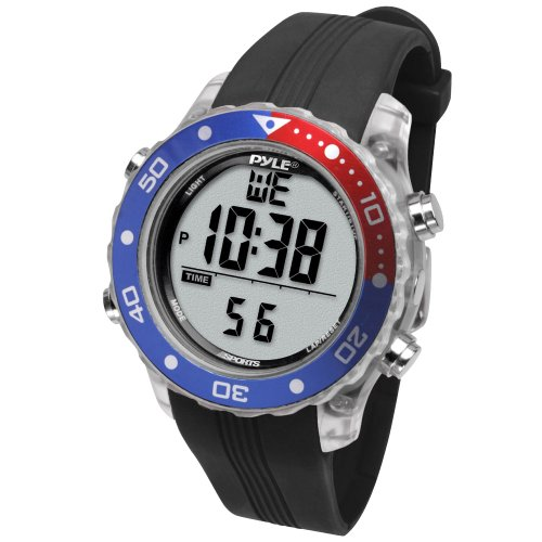 Pyle-Sport PSNKW30BK Sports Watch - Black from Pyle-Sport